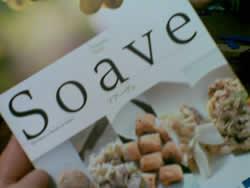 ソアーヴェっのパンフレット