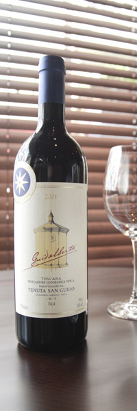 ワイン写真:赤ワイン